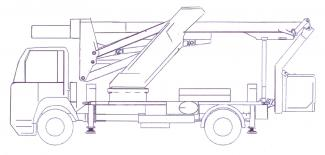 Camion nacelle N6